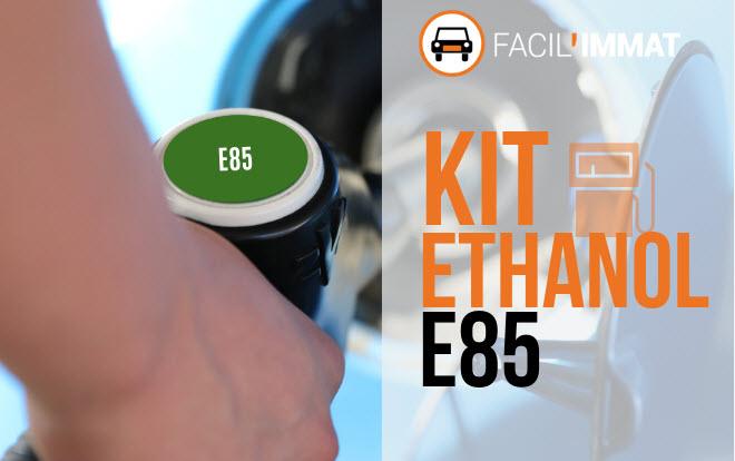 Quels sont les avantages du kit éthanol E85 homologué ?
