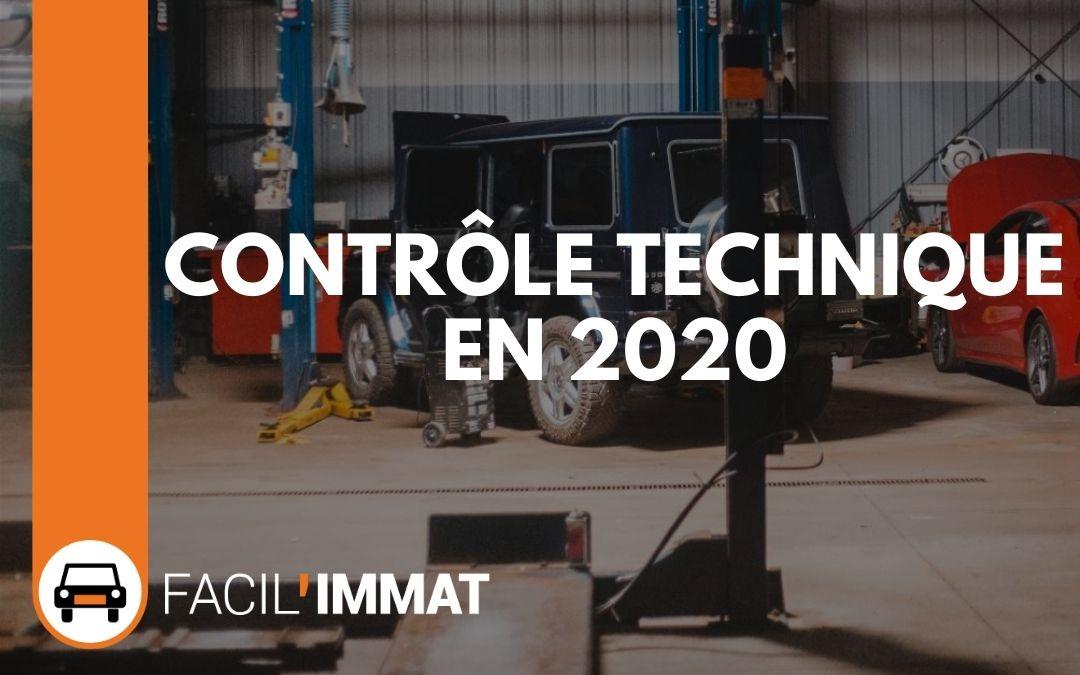 contrôle technique en 2020